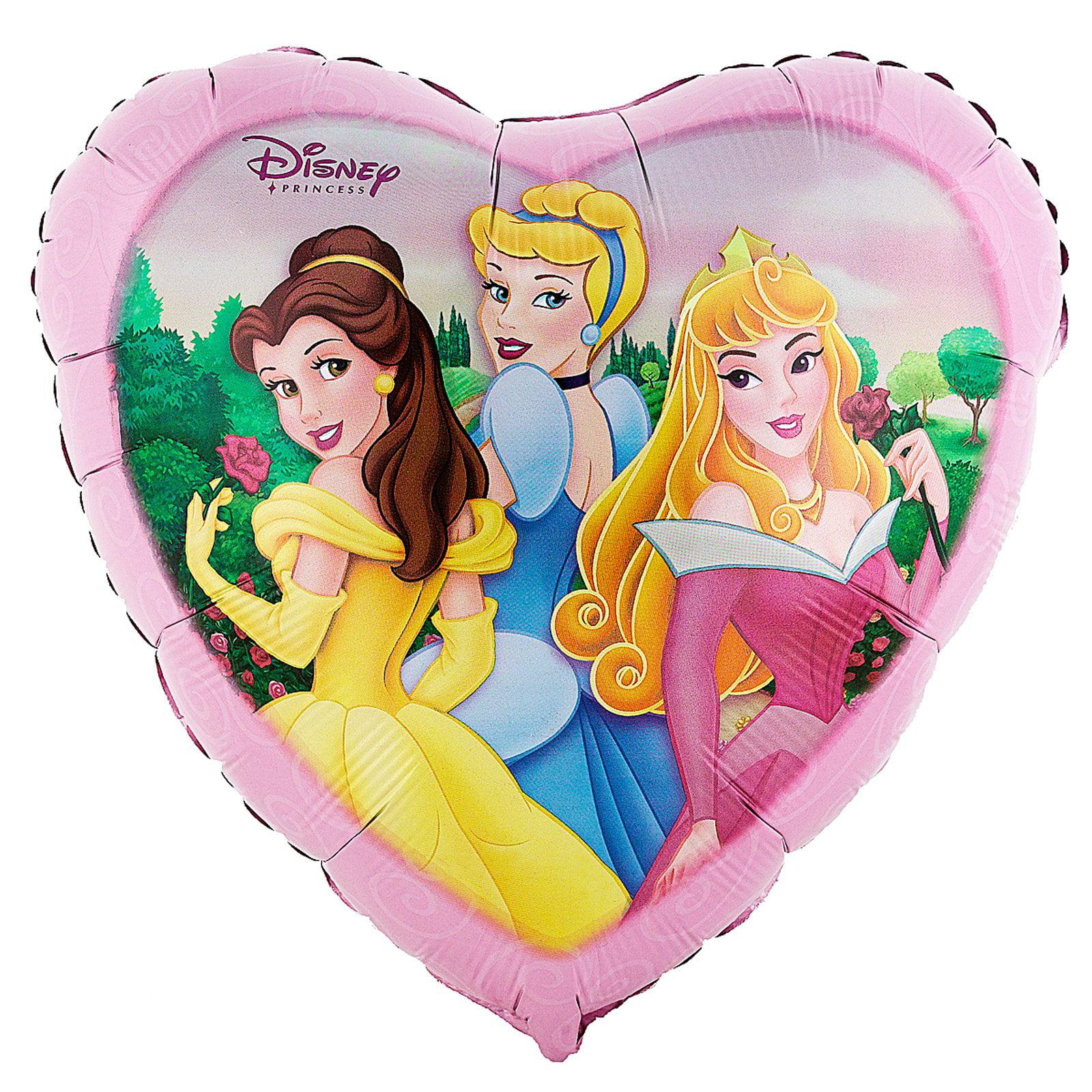 Disney Princess Fairy-Tale Friends Foil Balloon