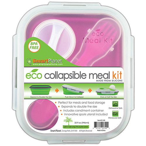 Smart Planet Small Collapsible Meal Kit