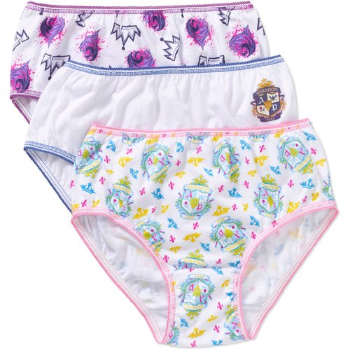 Descendants Girls Underwear, 3 Pack