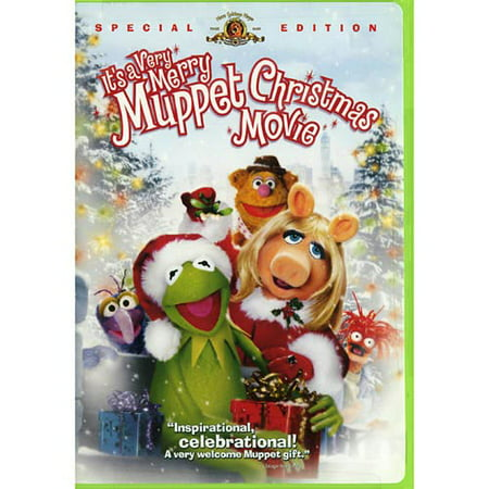 It's a Very Merry Muppet Christmas Movie (Trading Christmas Movie)