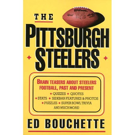 The Pittsburgh Steelers : Brain Teasers about Steelers Football, Past and - Halloween Brain Teasers For Middle School