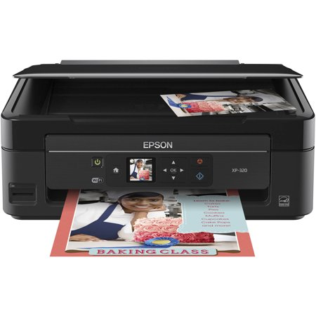 Epson Expression Home XP-320 - multifunction printer (color)