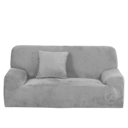 Slipcover Sofa Couch Chair Covers 2 Seater Protectors 57