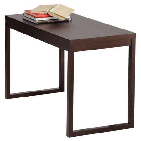 Progressive Furniture Athena Writing Desk - Dark Chocolate