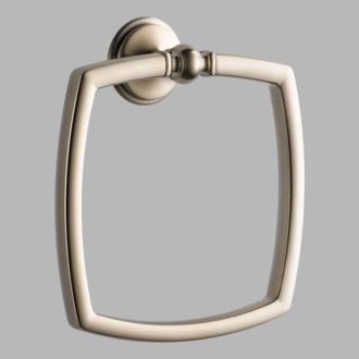 Brizo 694685-PN Charlotte Towel Ring In Brilliance Polished