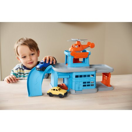 Best Green Toys Parking Garage deal