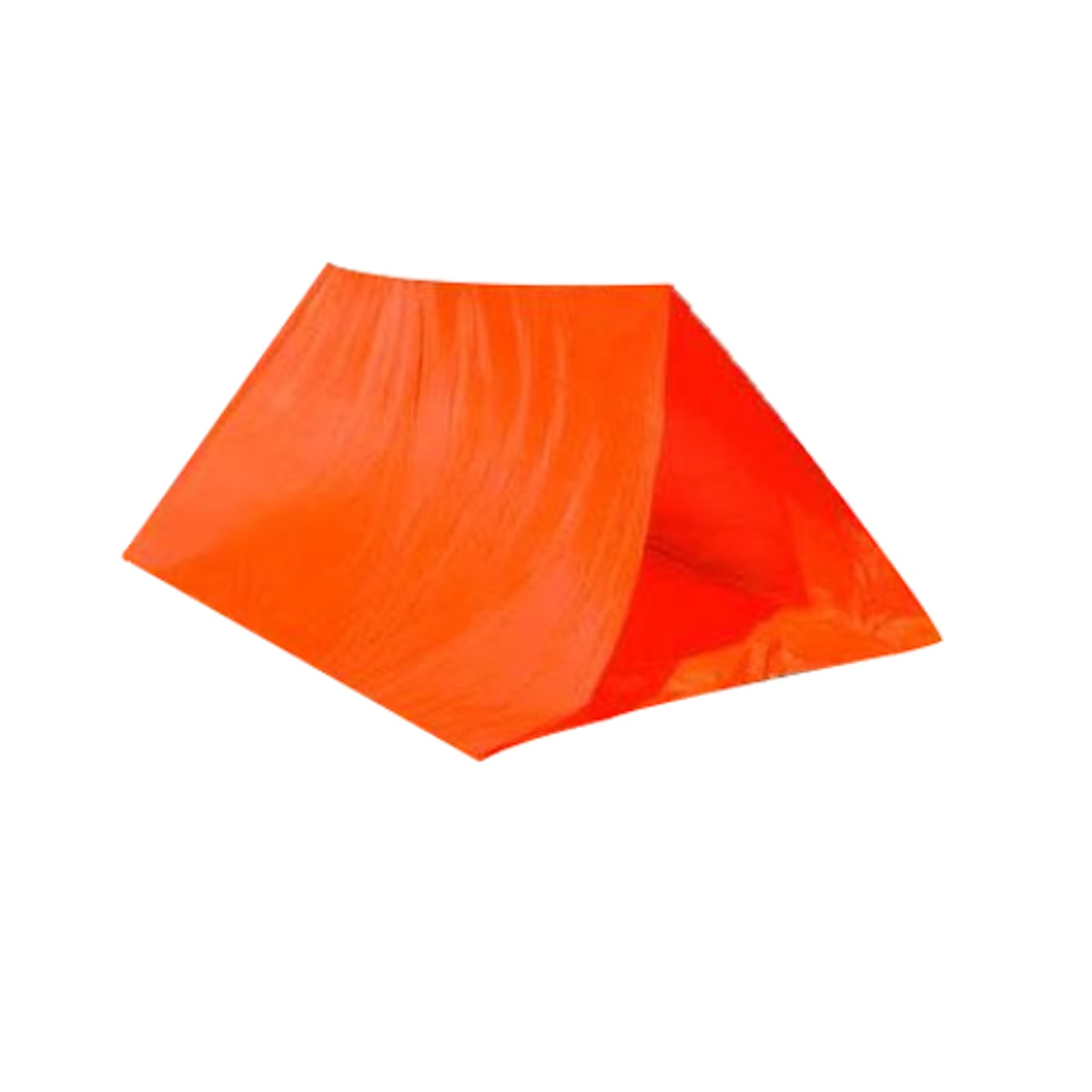 Emergency Outdoor Waterproof Pup Tube Tent Camping Hiking Gear Survival Shelter by