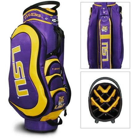 Team Golf NCAA Louisiana State Medalist Golf Cart Bag