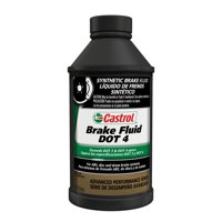 Castrol Brake Fluid DOT 4, 12 OZ