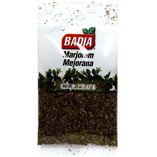 Badia Marjoram, 0.25 oz (Pack of 12)