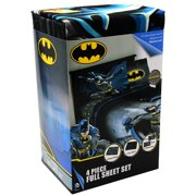 Warner Bros Batman 'Guardian Speed' Kids Sheet Set