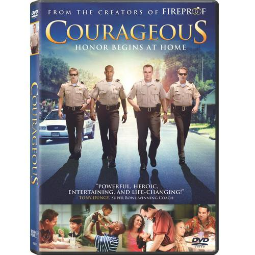 Courageous (With INSTAWATCH) (Anamorphic Widescreen)