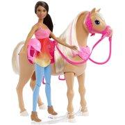 Barbie Doll & Horse by Mattel