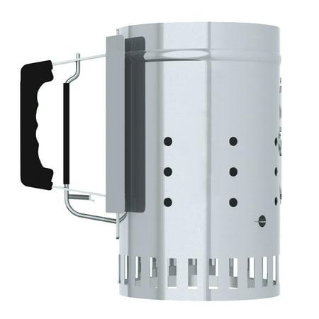 Char Griller Charcoal Chimney Starter Galvanized 6mm