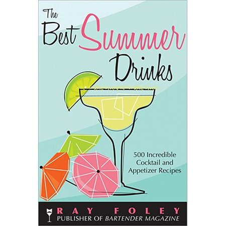 The Best Summer Drinks - eBook