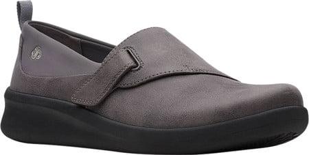Junior Girls Clarks Hook /& Loop Rabbit Design Slippers Pretty Toes