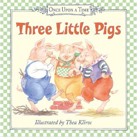 Three Little Pigs (Board Book) (Full Story Of The Three Little Pigs)
