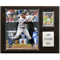 C&I Collectables MLB 12x15 Jim Thome Minnesota Twins Player Plaque