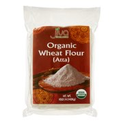 Jiva USDA Organic Wheat Flour, 10 Pound Bag