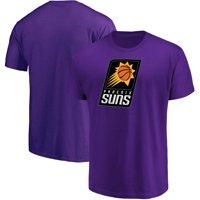 Men's Majestic Purple Phoenix Suns Victory Century T-Shirt