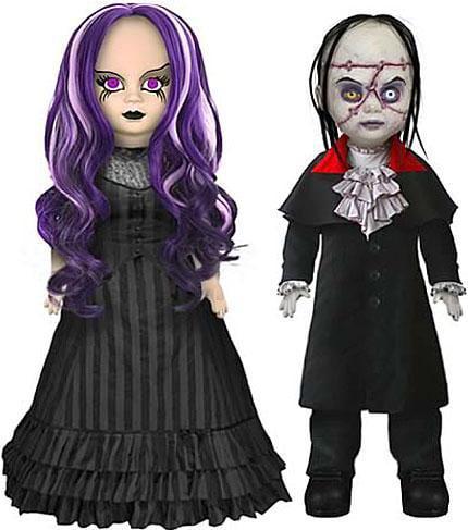 Mezco Toyz Living Dead Dolls Scary Tales Beauty and the B...