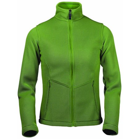 Storm Fit Convertible Jacket - Women's Ironweave Bonded Fleece Jacket - Storm Creek