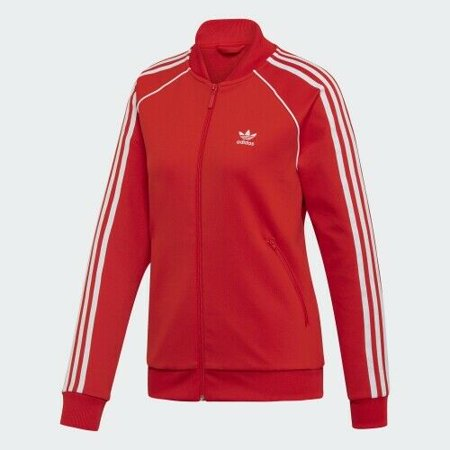 Adidas Originals V-Day SST Women's Track Jacket FH8562