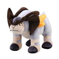 "Takara Tomy Best Wishes Pokemon Terrakion 13"" Stuffed Large Plush"