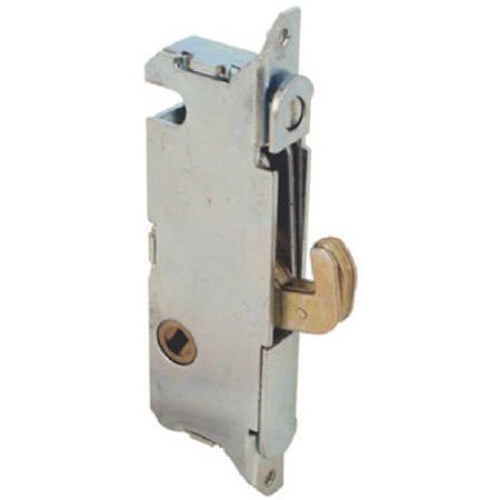 Prime-Line Products 15410-F Sliding Door Mortise Lock, Round Face, 45-Degree Keyway, Sliding glass door latch By PrimeLine