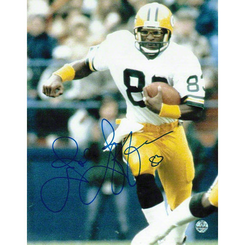 NFL - John Jefferson Autographed Green Bay Packers 8x10 Photograph