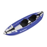 Solstice Durango Convertible Multisport 2 Person Inflatable Whitewater Kayak