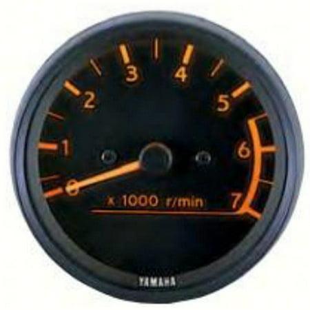 Yamaha 6Y5-83540-12-00  6Y5-83540-12-00 Pro W/O Oil Tachometer; New # 6Y5-83540-14-00 Yamaha V-star Tachometer