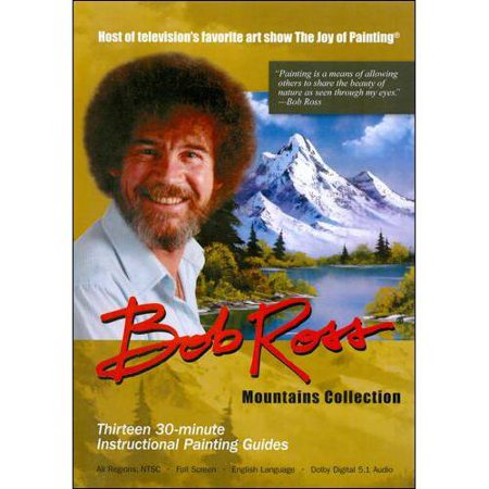 Bob Ross  Mountains Collection