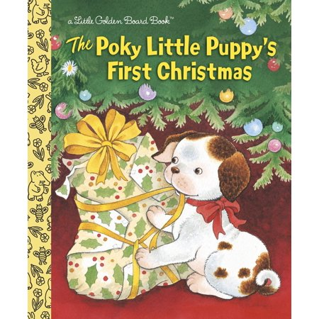 The Poky Little Puppy's First Christmas ()