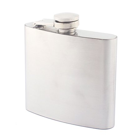 - Home Travel Party Stainless Steel Hip Flask 5oz