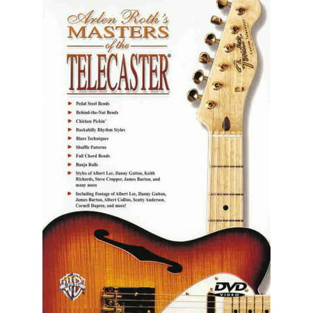 Image of Masters Of The Telecaster