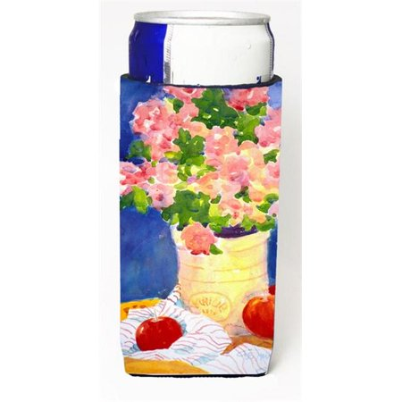 Carolines Treasures 6002MUK Pink Bouquet of Flowers Michelob Ultra s for slim cans - image 1 de 1