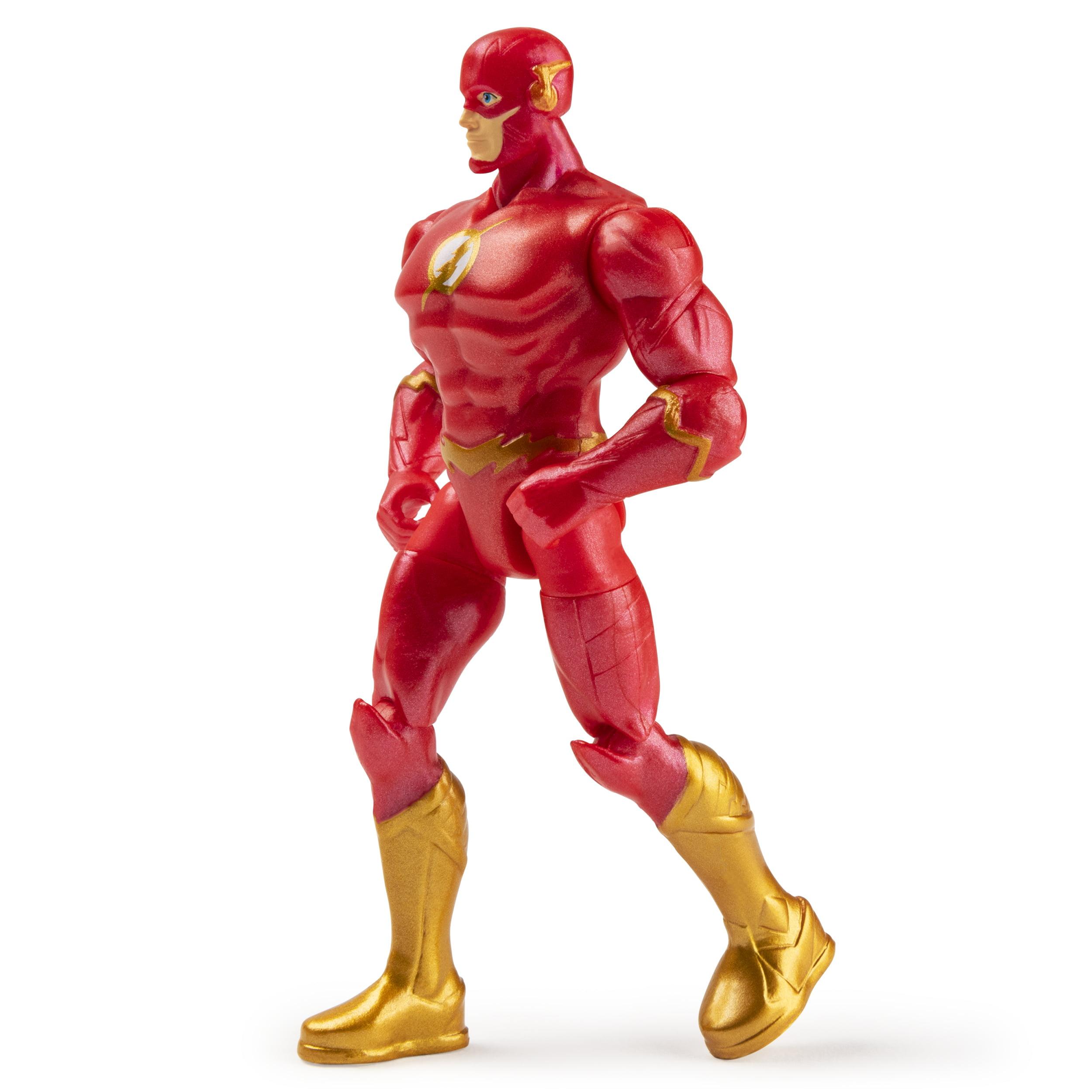 The Flash DC Comics 4 Inch Figure