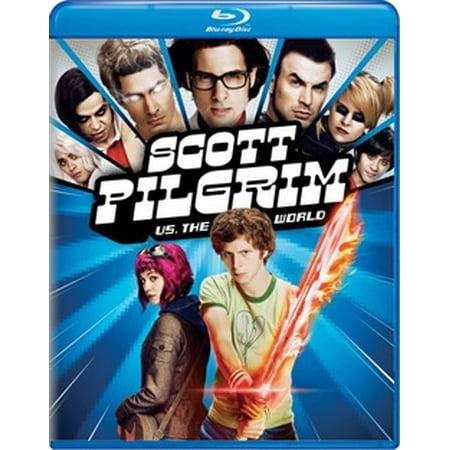 Scott Pilgrim vs. the World (Blu-ray) (Scott Pilgrim Vs The World Matthew Patel)