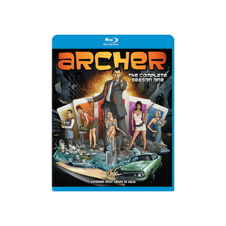 Archer: The Complete Season One (Blu-ray) (Archer Season 4 And 5)