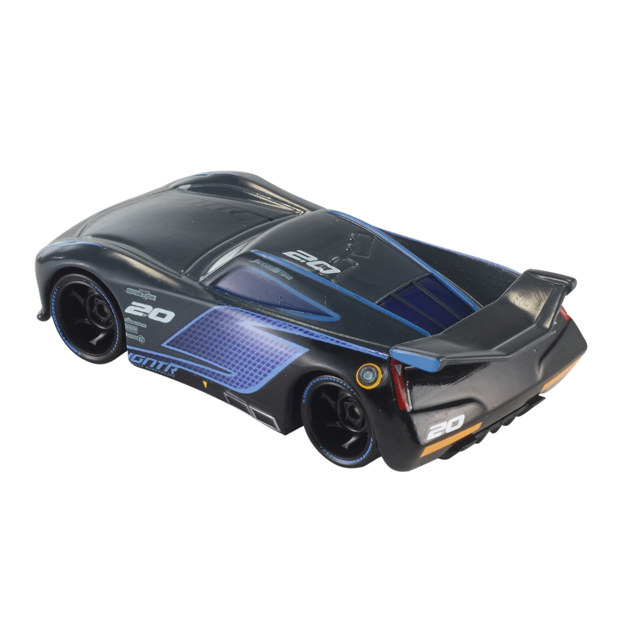 Disney Pixar Cars 3 Jackson Storm Die Cast Character Vehicle