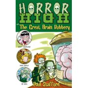 Horror High 3: The Great Brain Robbery - eBook