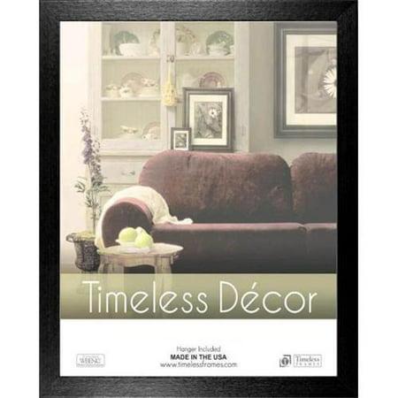 Timeless Frames 41145 Americana Black Wall Frame, 8 x 10 in.