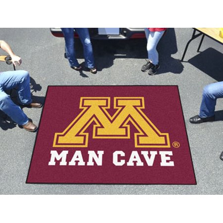 Minnesota Man Cave Tailgater Rug 5'x6' - image 3 de 3