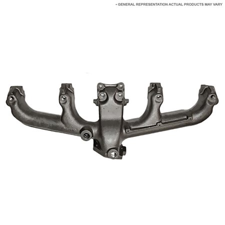 For Nissan Frontier Xterra 1999 2000 2001 2002 2003 2004 Exhaust Manifold ()