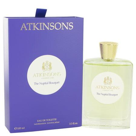 The Nuptial Bouquet by Atkinsons - Women - Eau De Toilette Spray 3.4 oz - image 1 of 1