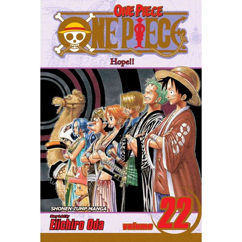 One Piece 22: Hope!!