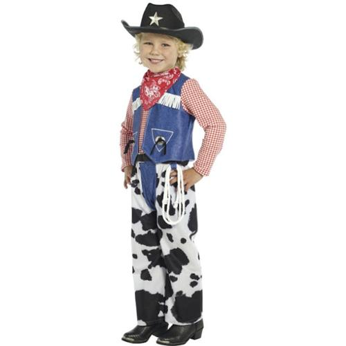 Smiffy Ropin Cowboy Toddler/Child Costume
