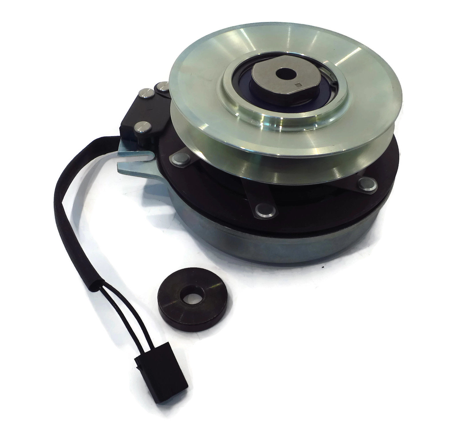 Electric PTO Clutch replaces Warner 5219-108, 5219108 Lawn Mower Engine Motor by The ROP Shop by The ROP Shop
