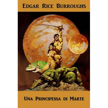 - Una Principessa di Marte - eBook